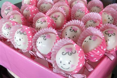 Unisex Baby Shower Cupcakes - cake pop tips how to make cake pops brownie pops and cake balls