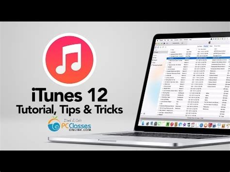 youtube tutorial itunes itunes 12 tutorial tips tricks youtube
