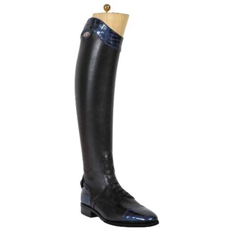 secchiari columbian luxury leather top boots tacknrider