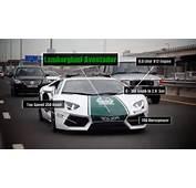 Why Is Dubai Assembling A Supercar Police Fleet  Core77