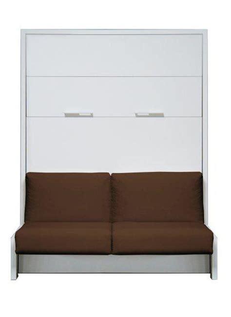 lit rabattable avec canap 233 sedac meral