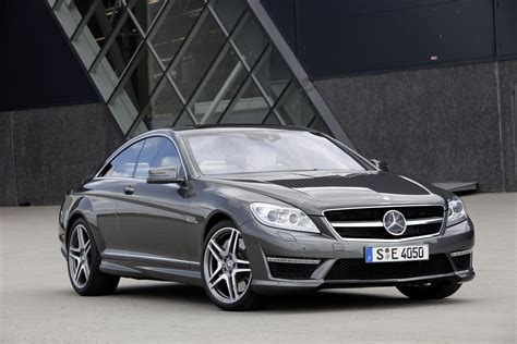 2011 mercedes cl63 and cl65 amg sport coupes offers