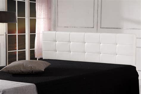 leather headboard king bed pu leather king bed deluxe headboard bedhead white