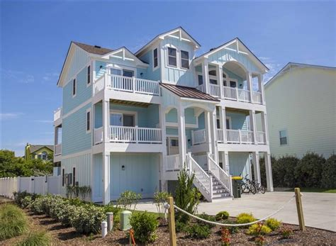 corolla outer banks vacation rentals 17 best images about outer banks exteriors on