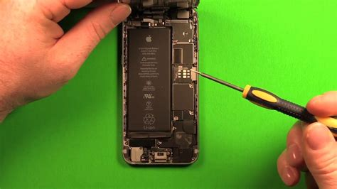 iphone 6 battery replacement iphone 6 battery replacement guide how to scanditech