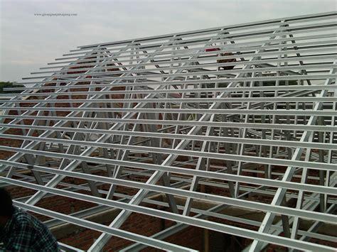 Rangka Baja rangka atap baja ringan di depok baja ringan cikarang