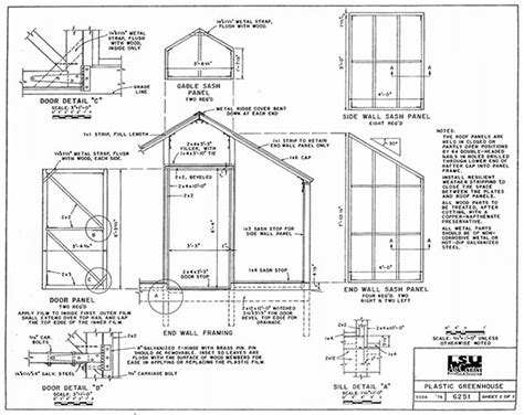 Greenhouse Floor Plan by 84 Diy Greenhouse Plans You Can Build This Weekend Free