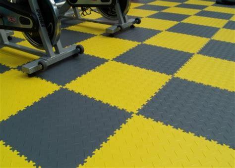 bodenbelag garage pvc lay tiles