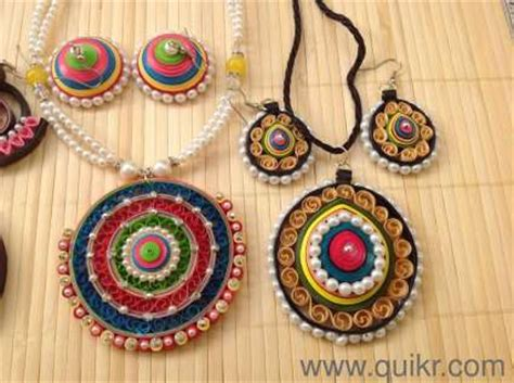 Paper Craft Jewellery - paper quilling jewellry courses paper jewellery quilling