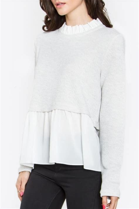 Layer Top 9 sugarlips layer top from new york city by jupe