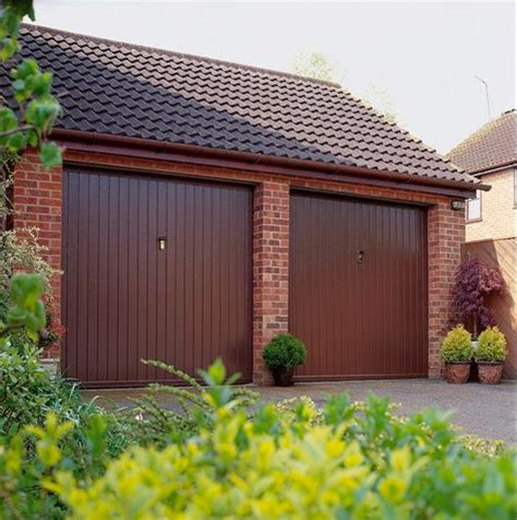 Sidmouth Garage by Acclaim Doors Garage Doors Exeter Exmouth Sidmouth