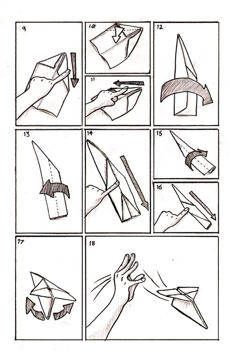 How To Make A Paper Jet Plane - design context how to paper plane