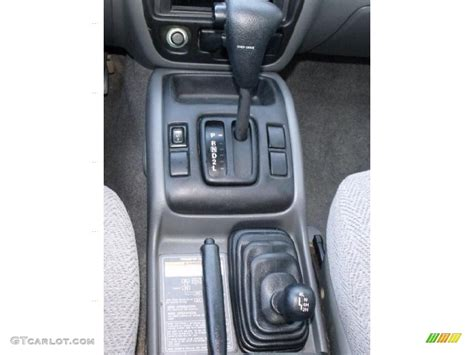Suzuki Vitara Automatic Transmission 2000 Suzuki Grand Vitara Jlx 4x4 4 Speed Automatic
