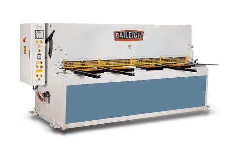baileigh sh  hd hydraulic shear