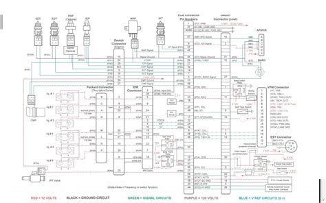 international 4700 dt466 ecm wiring diagram international
