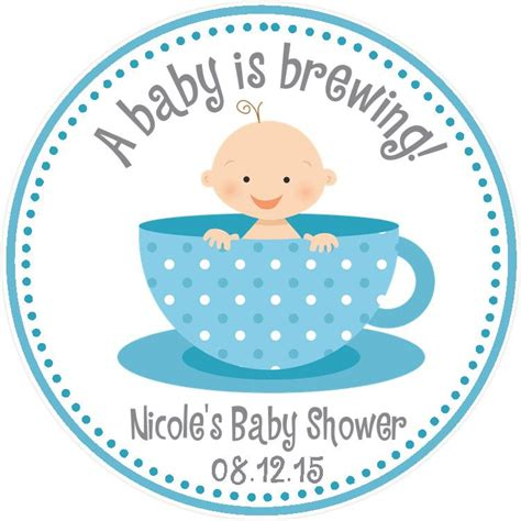 What Is Baby Shower by A Baby Is Brewing Sweetdesignsbyregan
