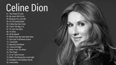 download mp3 gratis celine dion beauty and the beast celine dion greatest hits best songs of celine dion