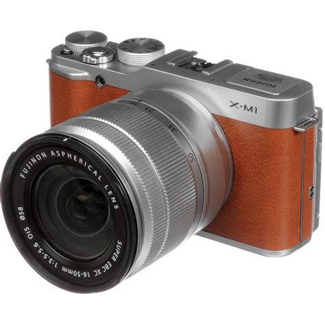 fujifilm x m1 mirrorless digital with 16 50mm 16403149