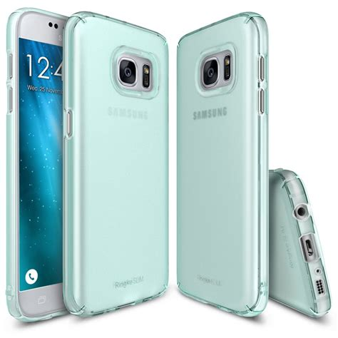 Ringke Slim Samsung Galaxy Note 7 Grey rearth ringke slim for galaxy s7 luxurious textured