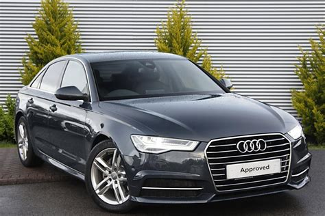 Audi Q6 Diesel by Used 2015 Audi A6 2 0 Tdi Ultra S Line 4dr For Sale In