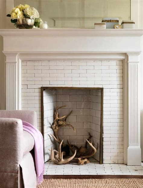 Decorative Fireplace Surrounds by Beautiful Ways To Style Decorate A Faux Fireplace