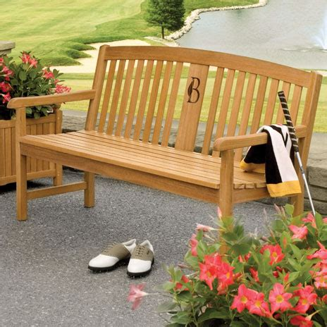 golf course benches signature bench golf course furnishings designer golf