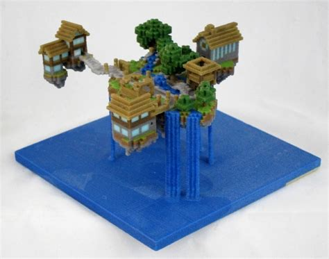 House Design Software Reviews figureprints makes minecraft real with 3 d printers wired