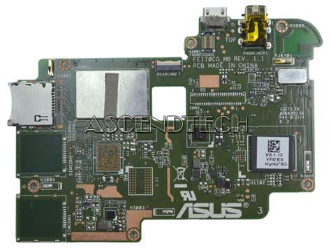 Asus Z5 Ram 1gb 60nk0170 mb4010 asus memo pad me170c tablet motherboard
