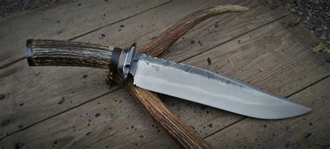 custom made bowie knives american made bowie knife northstar forge mn northstar