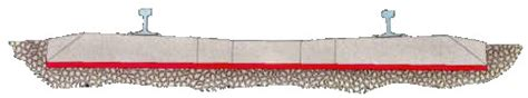 Co Sleeper Pad by Trackelast Specialist Rail Solutions Manufactured By