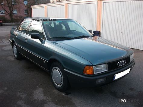 1989 audi 80 td car photo and specs