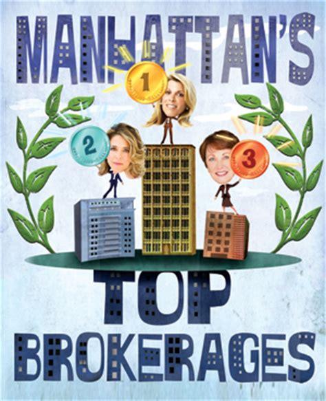 best brokerages top brokerages 2013 the real deal new york