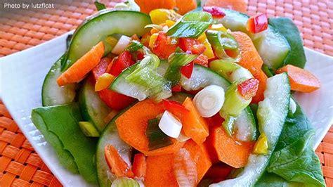 vegetables types of salaad vegetable salad recipes allrecipes