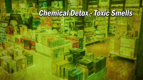 Detoxing Smells by Chemical Detox Toxic Smells