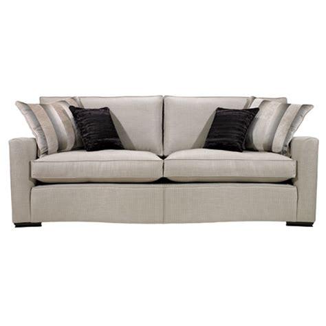back sofa cushions duresta diplomat 3 seater cushion back sofa
