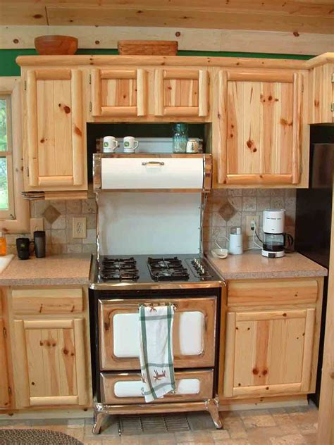 pine kitchen cabinets kitchen decor design ideas