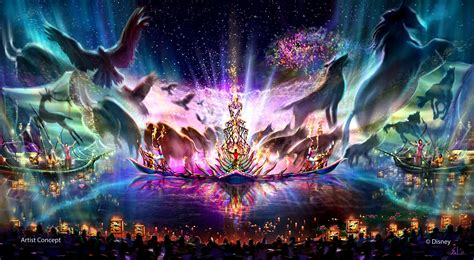 The River Of Lights by Rivers Of Light Lagoon Show Announced For Disney S Animal