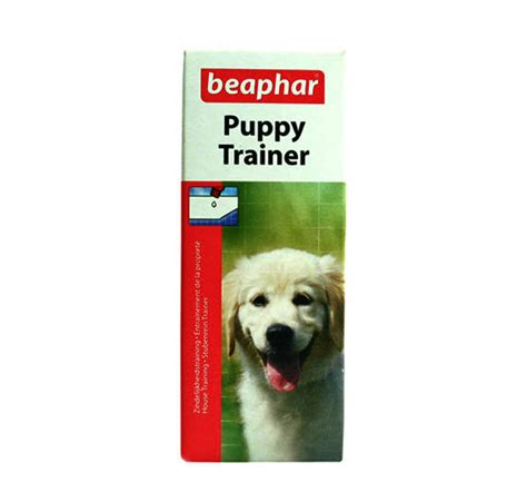 dog training house training beaphar puppy trainer house training dogspot online