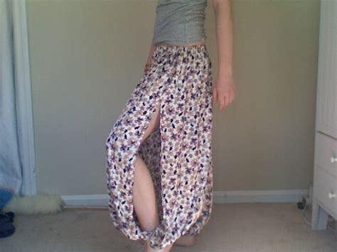 sewing pattern harem pants slitted harem pants sewing projects burdastyle com
