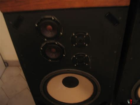 2 philips 15 inch woofer 4 way speakers in great shape in excellent shape photo 554432