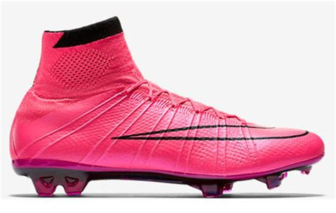 pink football shoes nike mercurial superfly fg s soccer cleats football