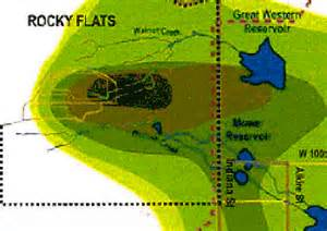 rocky flats colorado map rocky flats and the jefferson parkway free range longmont