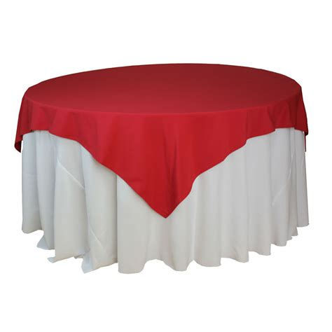tablecloth on square table 72 x 72 inches square tablecloth overlays table