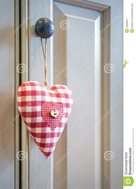 hanging on door knob stock image image 24668661