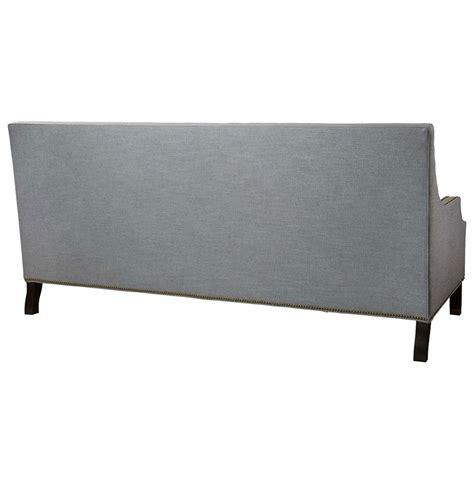masculine sofas huntley silver grey linen masculine regency style condo