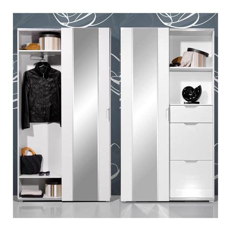 Vestiaire d'entrée moderne Volano   Vestiaires design noir
