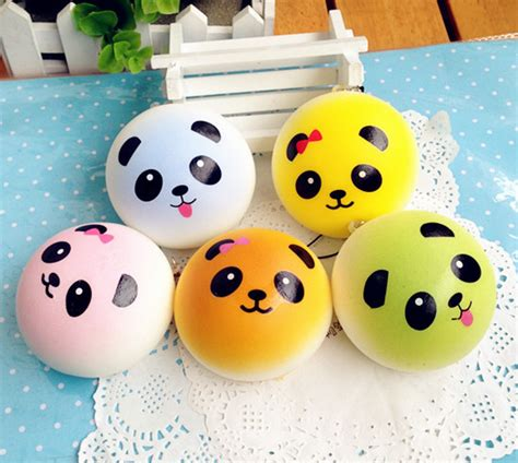 Medium Character Bun Squishy Medium jumbo colorful panda bun squishy charms 183 kawaii squishy shop 183 store powered by storenvy