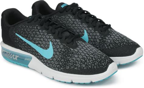 Nike Air Max Sequent 2 Black 852461005 1 nike air max sequent 2 running shoes for buy black chlorine blue anthracite cool grey