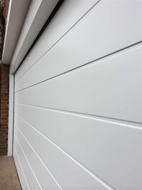 Garage Door Section Sectional Garage Doors Progressive Systems Uk
