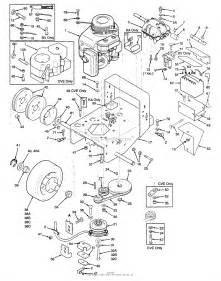 scag sw36 13ka s n 3120001 3129999 parts diagram for 18kh engine deck